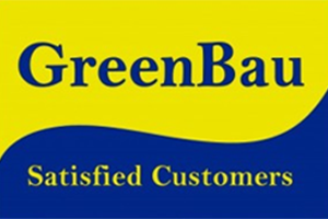 GreenBau logo